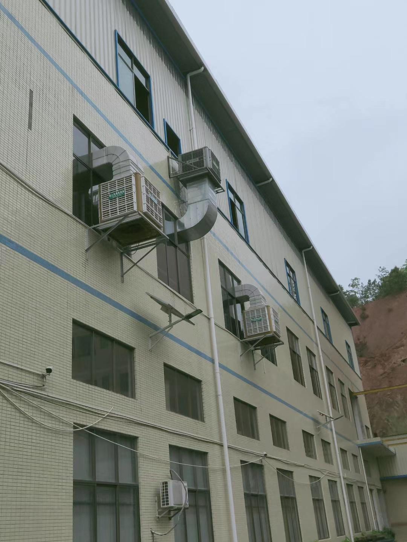 螺旋风管的基本用途