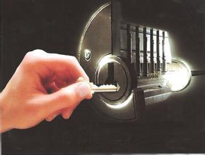 防盗门的锁芯怎么看