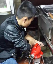 昌乐管道疏通公司:怎样预防厨房下水道堵塞?
