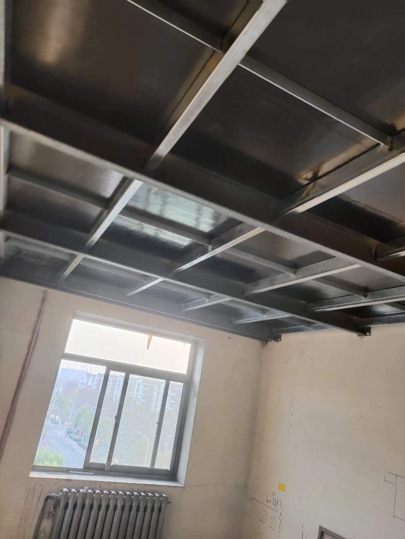 钢结构阁楼施工注意事项