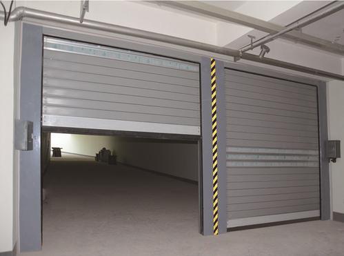 卷帘门产品结构技术性能