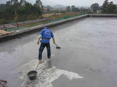 屋面防水渗漏处理方法