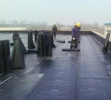 屋顶如何做防水