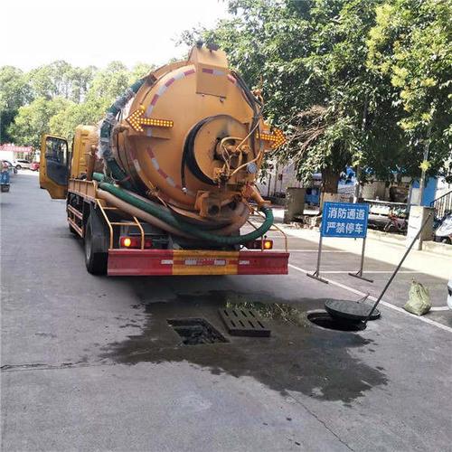 喀什下水管道清淤