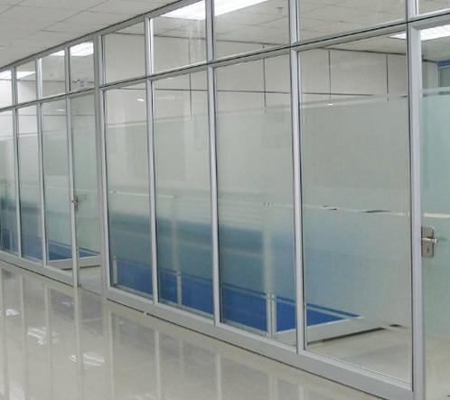 泉州办公室玻璃隔断