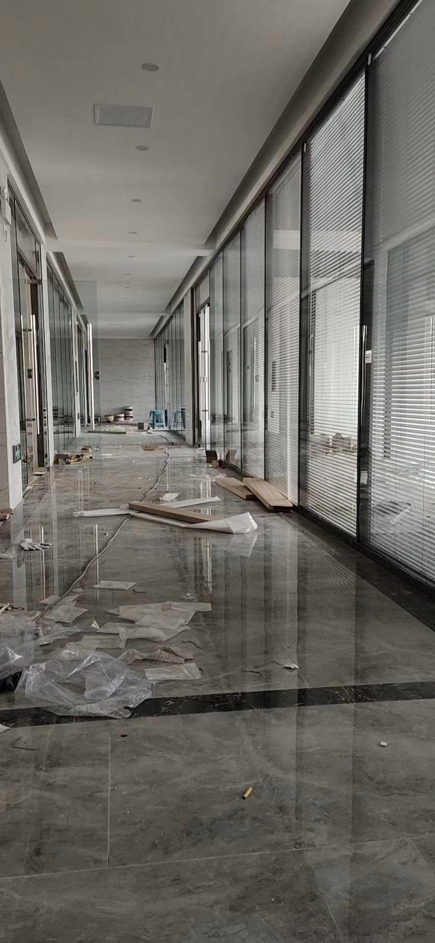 泉州玻璃隔断如何验收