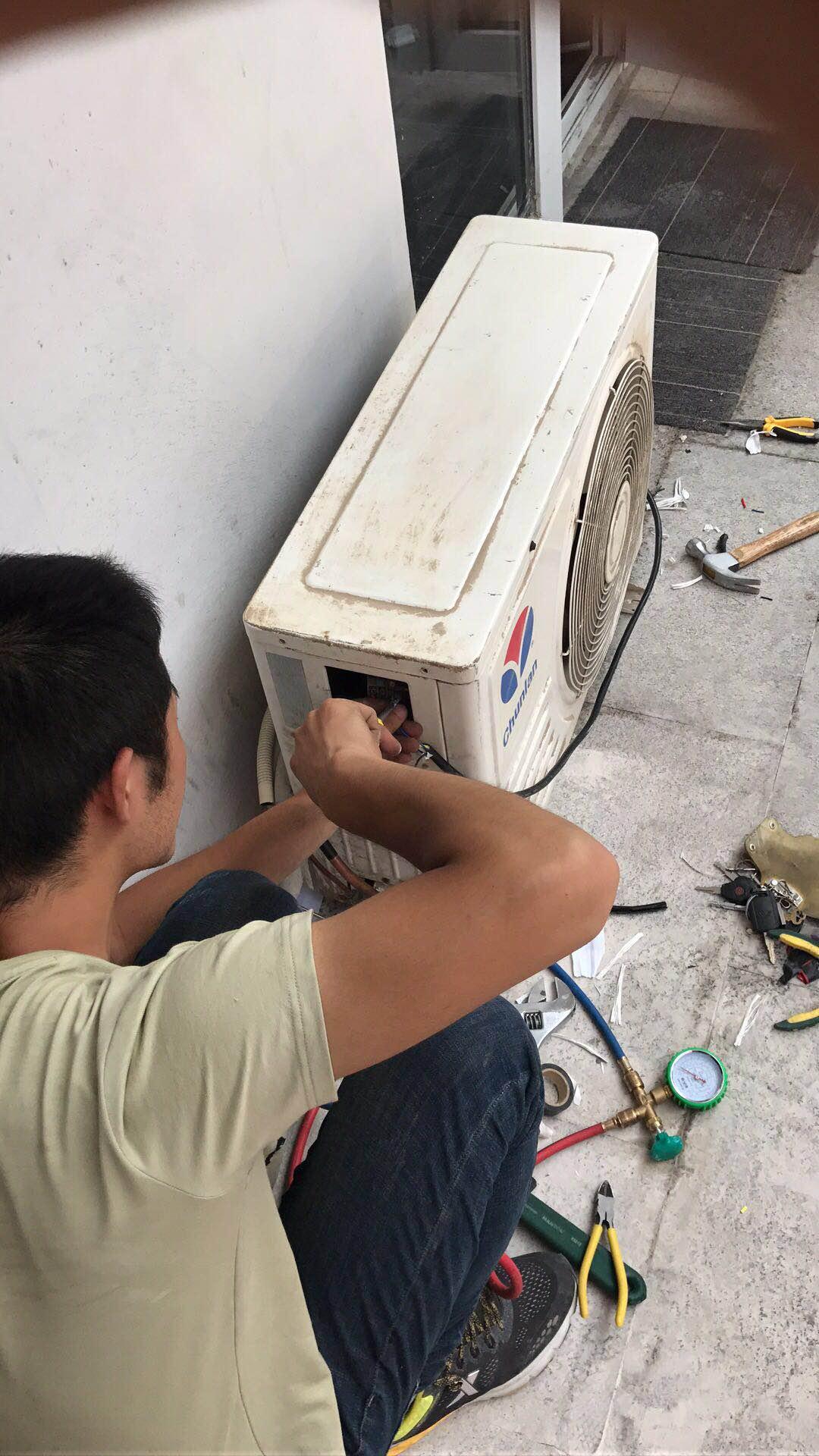 芦淞空调安装需要注意哪些事项?
