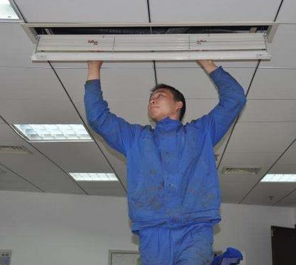中央空调正确的使用方法吗?