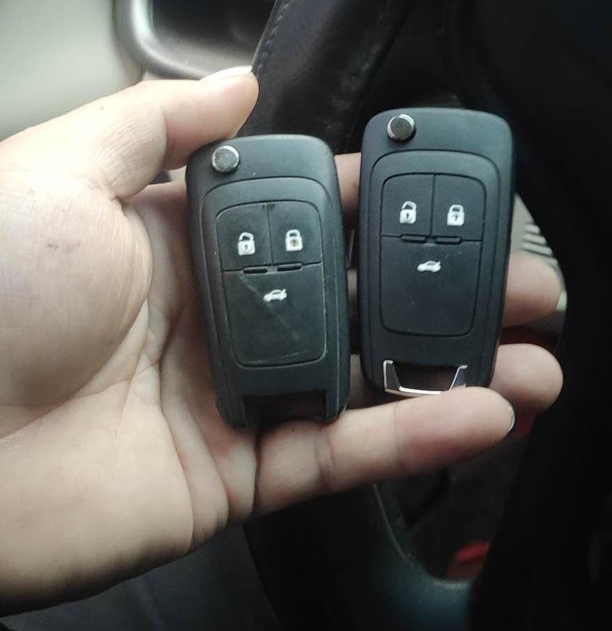 汽车怎么开锁