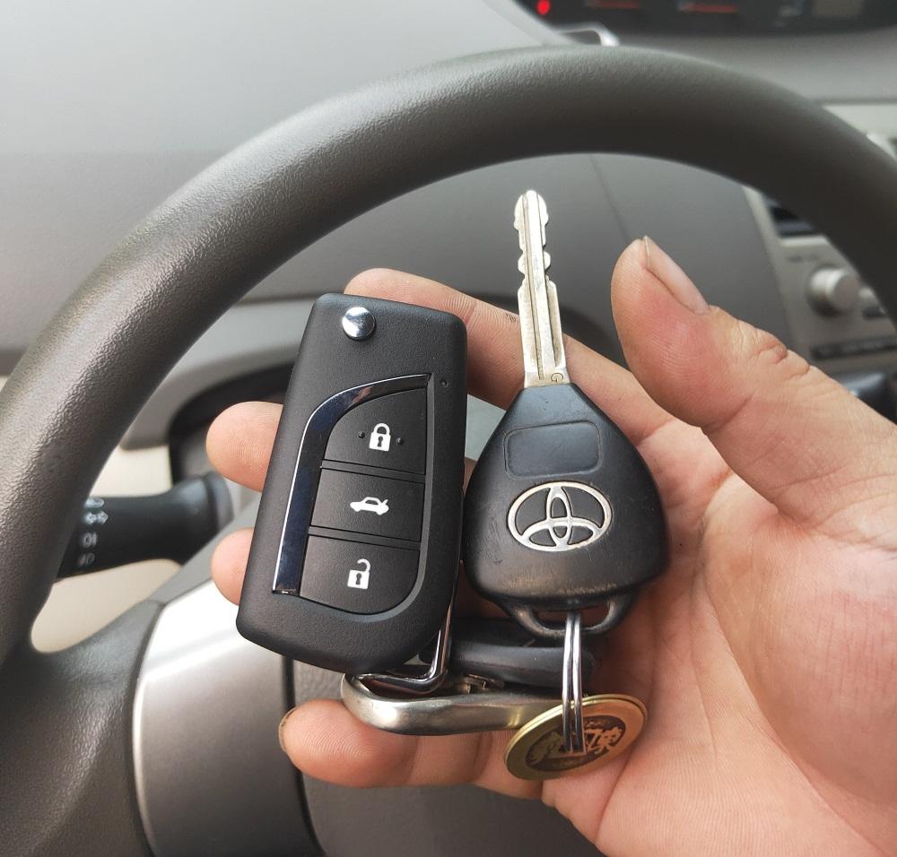 把汽车钥匙丢了怎么办