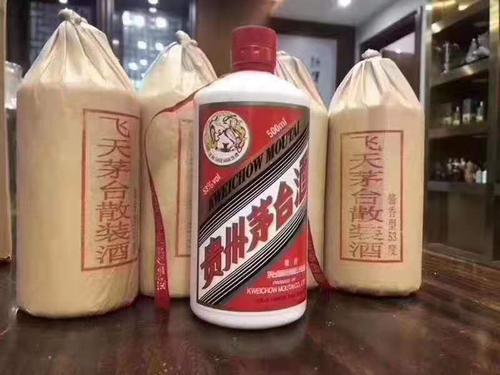 淄博正规茅台酒回收公司