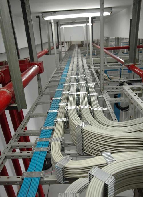 网络光纤布线施工方案