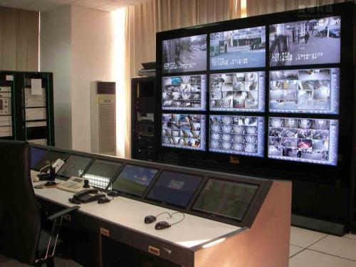 小区监控系统设计方案