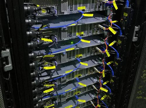 网络布线一定要按规格连接线缆