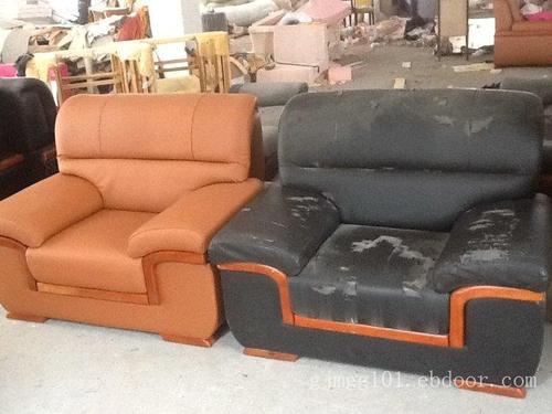 皮质沙发的维修保养方法