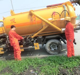 污水排放管道疏通清理高压清洗
