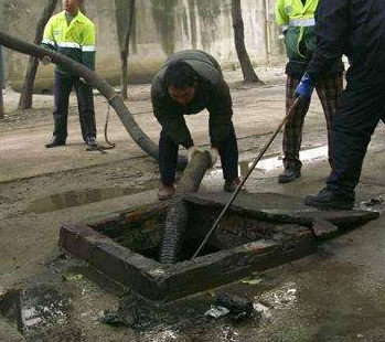 茂名化粪池清理_化粪池清掏