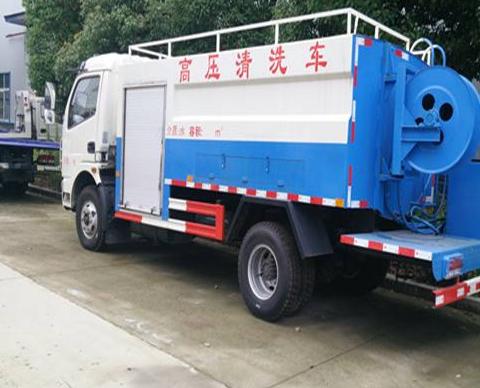 茂名高压清洗下水管道的优点