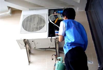空调运转有声音什么问题