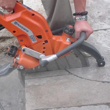 江苏苏州混凝土切割教你如何拆柱子