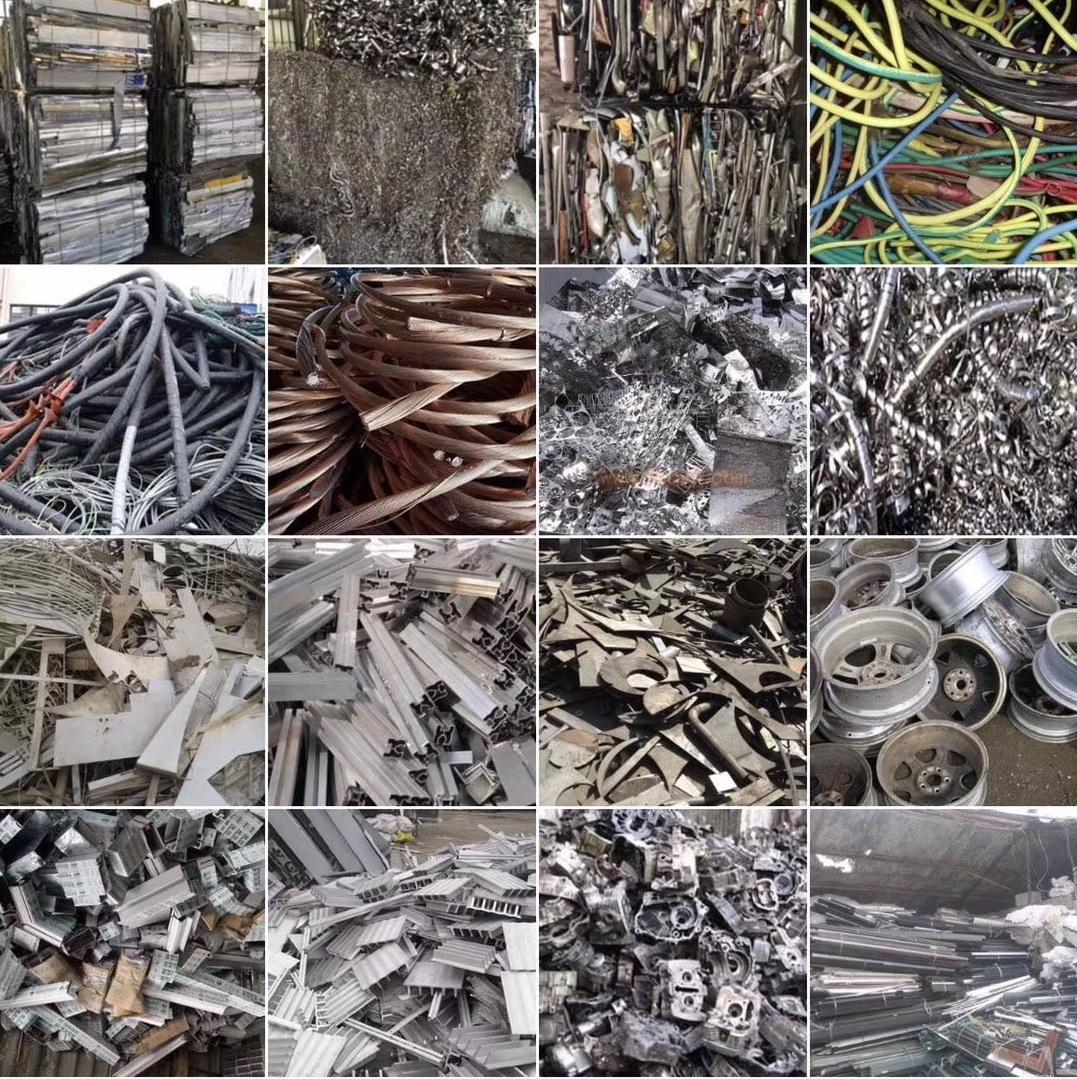 废铝合金的特点知识