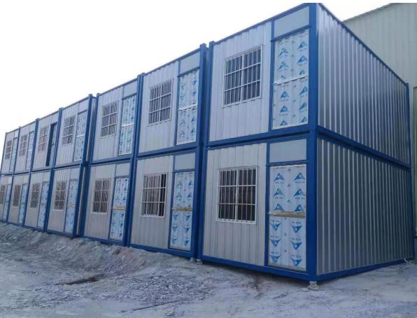 长沙住人集装箱的主要制造材料都有哪些