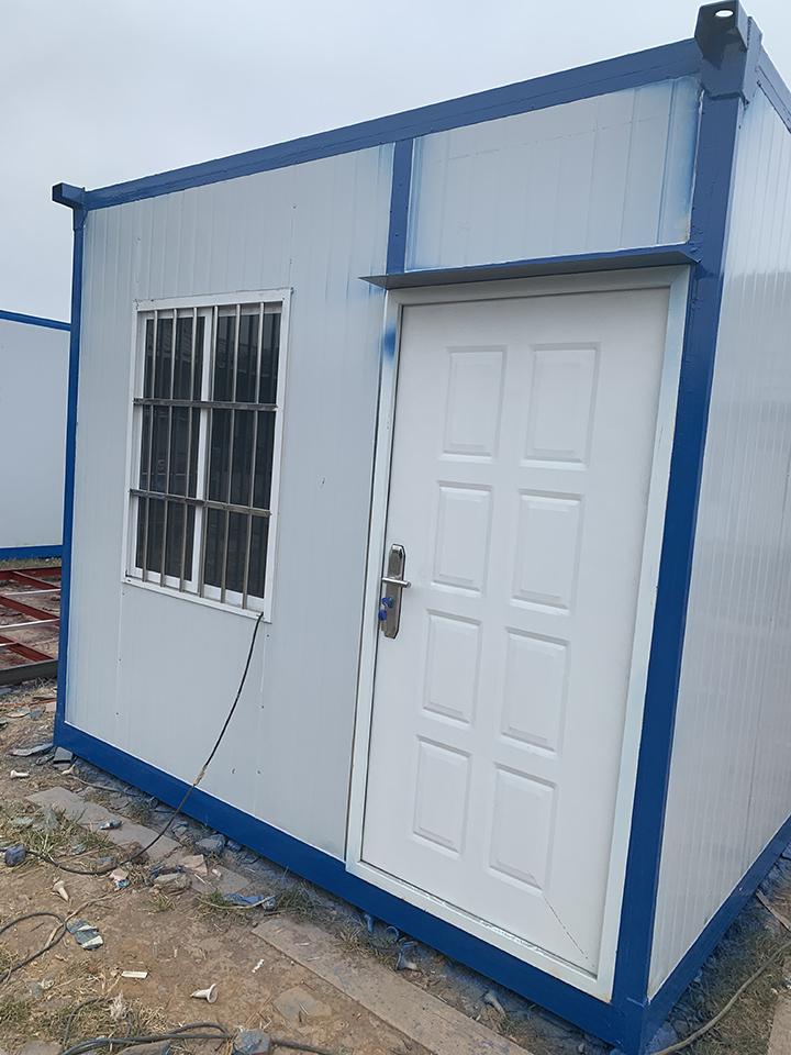 住人集装箱的常见用途以及特点
