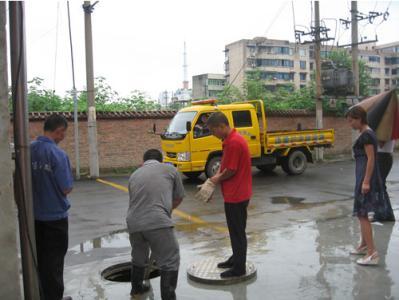 管道疏通清淤有哪些步骤