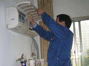 贵阳格力空调售后维修密封圈裂引发故障