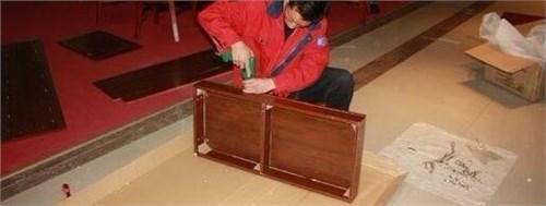 河南郑州实木家具安装维修服务公司