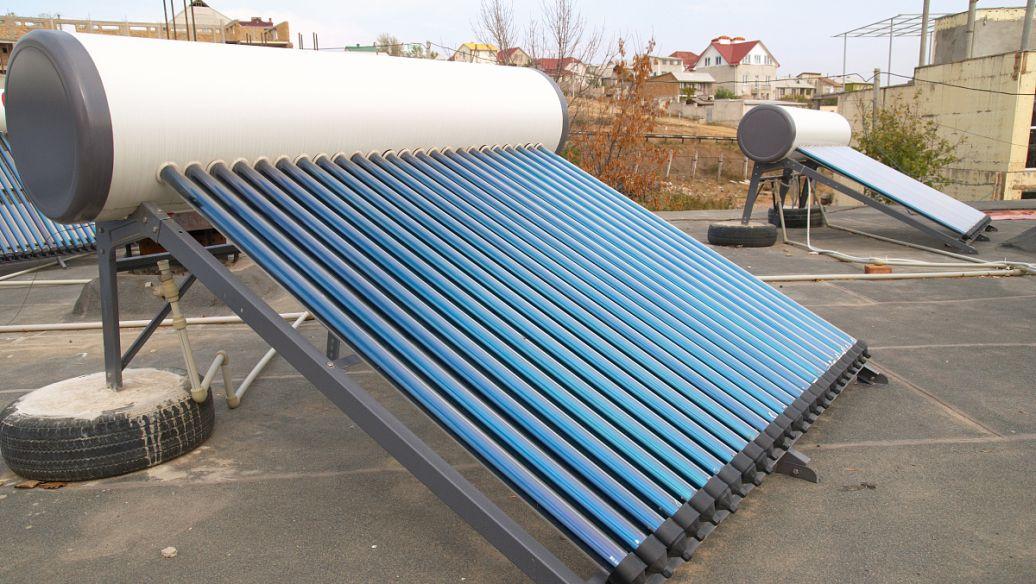 太阳能热水器漏水怎么维修