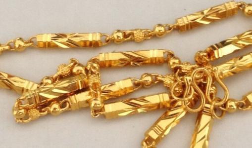 茂名黄金项链回收