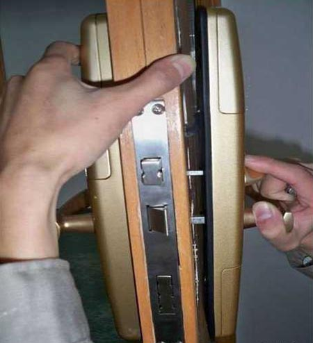 宝鸡指纹锁安装_有关指纹锁技术基本知识