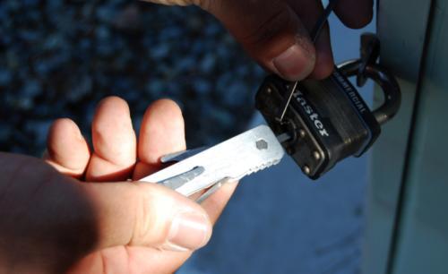 开锁换锁如何挑选锁芯