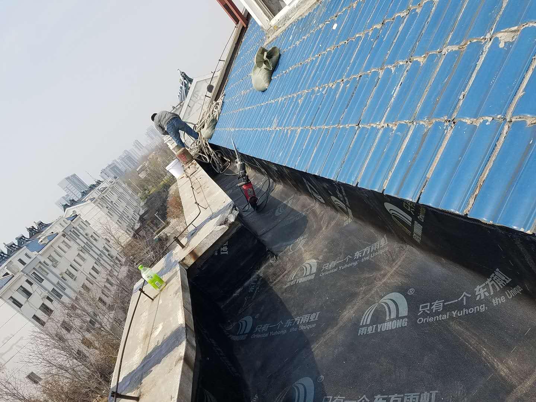 屋面防水施工的主要注意事项