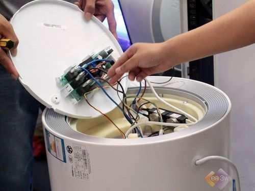 修理热水器时应注意什么