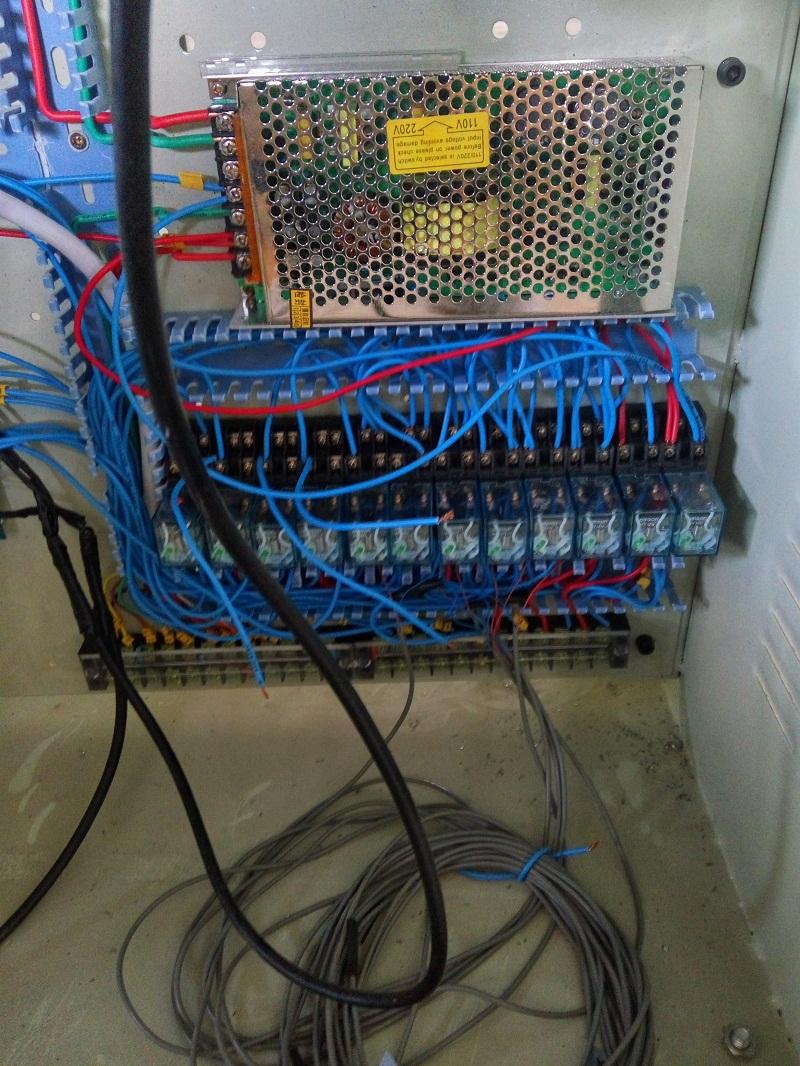 送料机系统使用说明