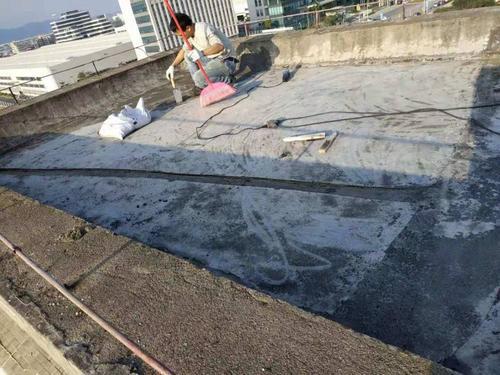 天面伸缩缝防水修复及施工方法
