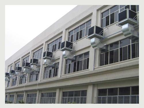 通风工程的安装施工准备