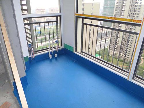 江北区阳台防水补漏