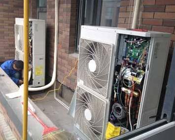 青岛中央空调有哪些安装注意事项
