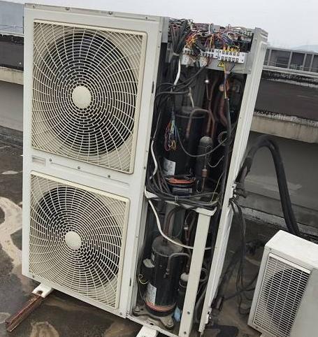 中央空调氟系统维护保养的必要性
