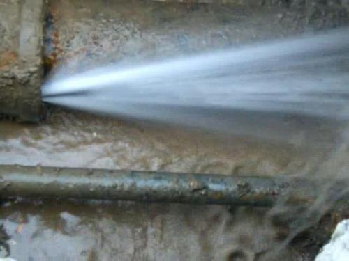 家装以后如何检测水管是否漏水