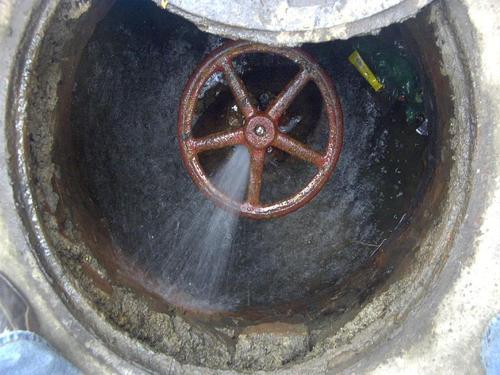 汕头管道测漏分区检漏法