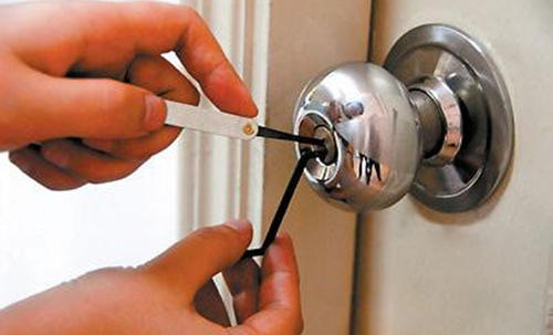 开换锁芯注意事项