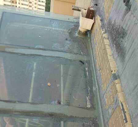 阳台漏水怎么办