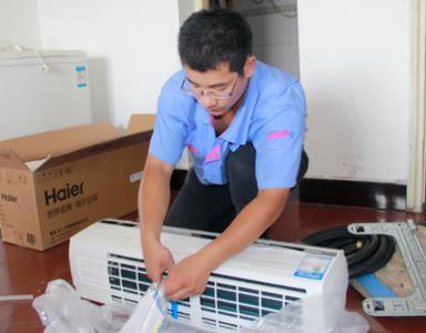 空调内部单元水槽漏水的原因