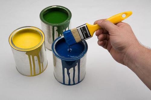 回收油漆材料五大类