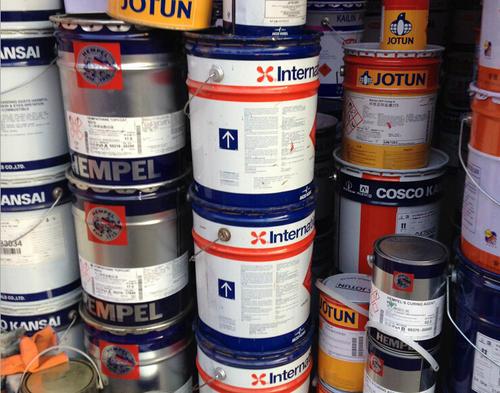 乌鲁木齐回收油漆公司