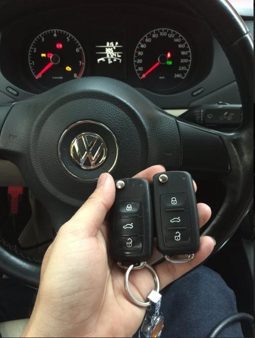 天津津南区配大众汽车钥匙